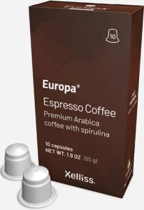 xelliss europa coffee